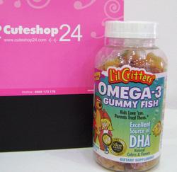 Ảnh số 11: Omega yummy - Giá: 400.000