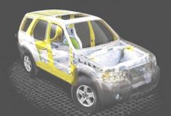 Ảnh số 1: Ford Escape - Giá: 698.000.000
