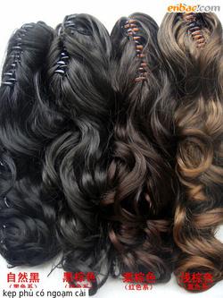 Ảnh số 19: tóc phủ có cào chắc chắn - Giá: 350.000