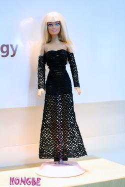Ảnh số 22: M11 - Váy dạ hội đen có tay - Giá: 120.000