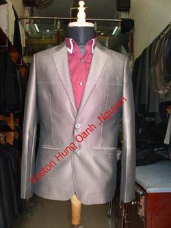 Ảnh số 73: vest màu đồng - Giá: 1.800.000