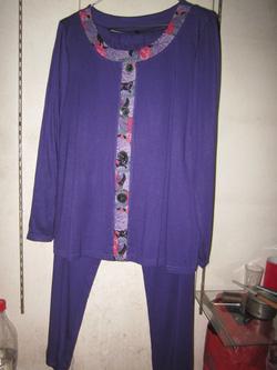 Ảnh số 98: bộ đồ cotton chất đẹp - Giá: 450.000