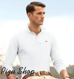 Ảnh số 29: áo lacoste thu đông - Giá: 180.000
