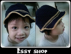 Ảnh số 4: Mũ móc trẻ em - Giá: 1.000