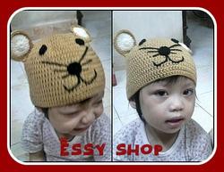 Ảnh số 10: Mũ móc trẻ em - Giá: 1.000