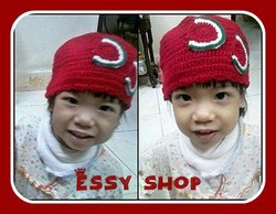 Ảnh số 12: Mũ móc trẻ em - Giá: 1.000
