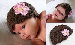 Ảnh số 23: Mũ móc trẻ em - Giá: 1.000
