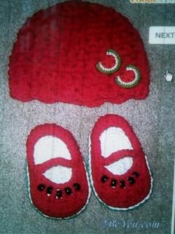 Ảnh số 36: Mũ móc trẻ em - Giá: 1.000