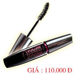 Ảnh số 31: Mascara Maybeline đen ( Nhập khẩu ) - Giá: 110.000