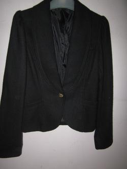 Ảnh số 87: vest dạ đen sz M,L - Giá: 750.000