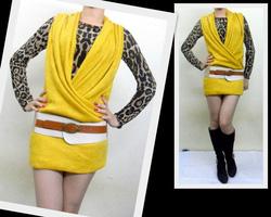 Ảnh số 24: áo len váy - Giá: 200.000