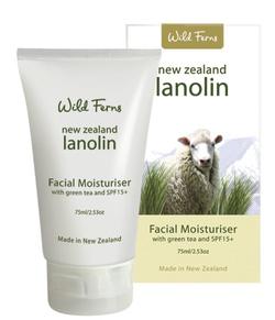 Ảnh số 11: Kem dưỡng ẩm da mặt Lanolin với tinh chất trà xanh và SPF 15+ - Giá: 458.000