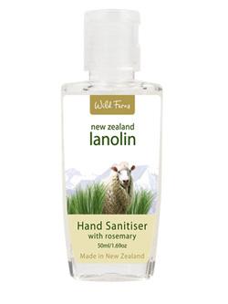 Ảnh số 18: Nước rửa tay Lanolin hương thảo - Giá: 210.000