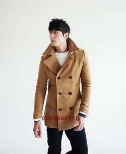 Ảnh số 1: áo choàng dạ nam - Giá: 1.500.000