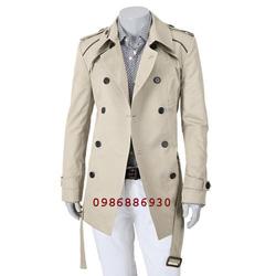 Ảnh số 8: áo choàng dạ nam - Giá: 1.600.000