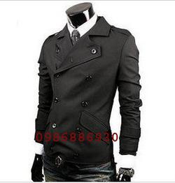 Ảnh số 12: áo choàng dạ nam - Giá: 1.300.000