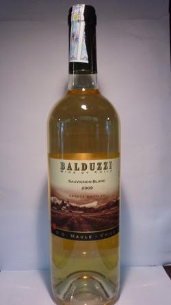 Ảnh số 7: BALDUZZI Sauvignon Blance 2009 - Giá: 240.000