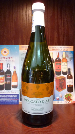 Ảnh số 15: Moscato d\\\\\\\\\\\\\\\Asti DOCG - Giá: 330.000