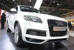 Ảnh số 25: Audi Q7 - Giá: 3.300.000.000