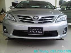 Ảnh số 6: Corolla 2013 - Giá: 734.000.000