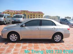 Ảnh số 10: Corolla Altis 2013,2014 - Giá: 734.000.000