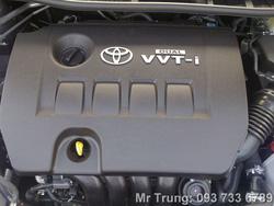 Ảnh số 8: Corolla Altis 2013,2014 - Giá: 734.000.000