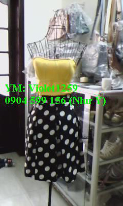 Ảnh số 52: Áo cúp mút 150k, váy 2 lớp 170k - Giá: 170.000