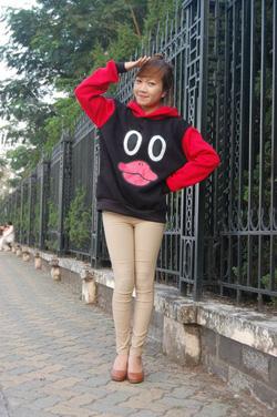 Ảnh số 99: áo hoodie - Giá: 250.000