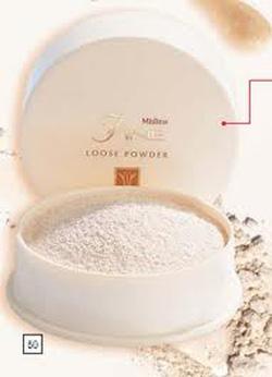 Ảnh số 66: phấn phủ dạng bột siêu mịn  mistine Fine loose powder - Giá: 170.000
