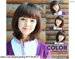 Ảnh số 50: Tóc bộ Nữ Hàn Quốc - Giá: 650.000