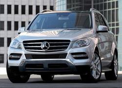 Ảnh số 12: mercedes ML350 2012 - Giá: 3.440.000.000