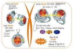 Ảnh số 8: bộ snail - Giá: 719.000