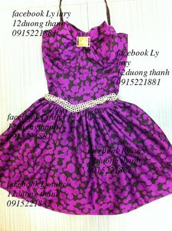 Ảnh số 3: váy hoa - Giá: 700.000