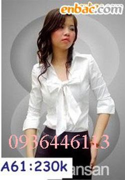 Ảnh số 61: Áo công sở đủ Size - Giá: 230.000