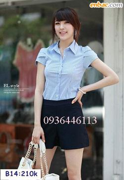 Ảnh số 14: Áo đủ màu đủ Size - Giá: 210.000