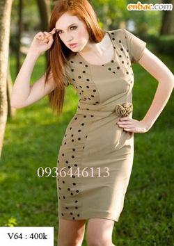 Ảnh số 64: Váy đầm , đủ size - Giá: 400.000