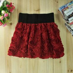Ảnh số 80: 4487-220k,chân váy,hồng.đỏ.đen - Giá: 220.000