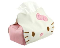 Ảnh số 42: Hộp đựng giấy ăn HELLO KITT - Giá: 55.000