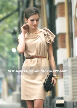 Ảnh số 8: Váy Beauty mark L4578 - Giá: 1.700.000