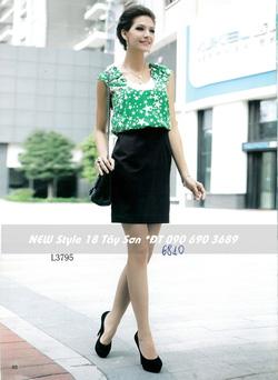 Ảnh số 6: Váy Beauty mark L3795 - Giá: 1.900.000