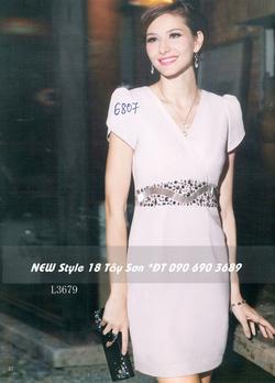 Ảnh số 4: Váy Beauty mark L3679 - Giá: 2.050.000