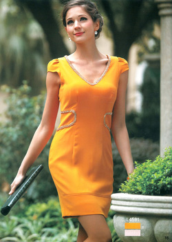 Ảnh số 1: Váy Beauty mark L4591 - Giá: 1.900.000