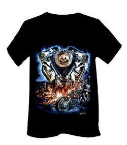 Ảnh số 2: áo phông nam mẫu xe - Giá: 220.000
