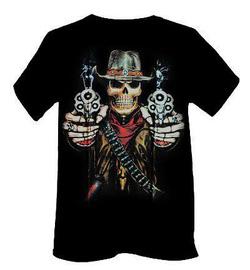 Ảnh số 10: áo phông nam đầu lâu - Giá: 220.000