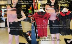 Ảnh số 72: áo ren cổ sen - Giá: 290.000