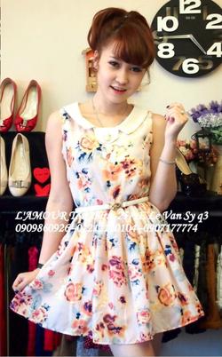 Ảnh số 55: Váy Hoa - Giá: 170.000