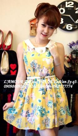 Ảnh số 56: Váy Hoa - Giá: 170.000