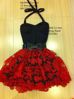 Ảnh số 11: váy hoa - Giá: 850.000