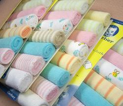 Ảnh số 7: Set 8 khăn sữa Gerber - Giá: 45.000