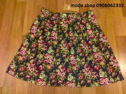 Ảnh số 60: chân váy hoa nhí - Giá: 200.000